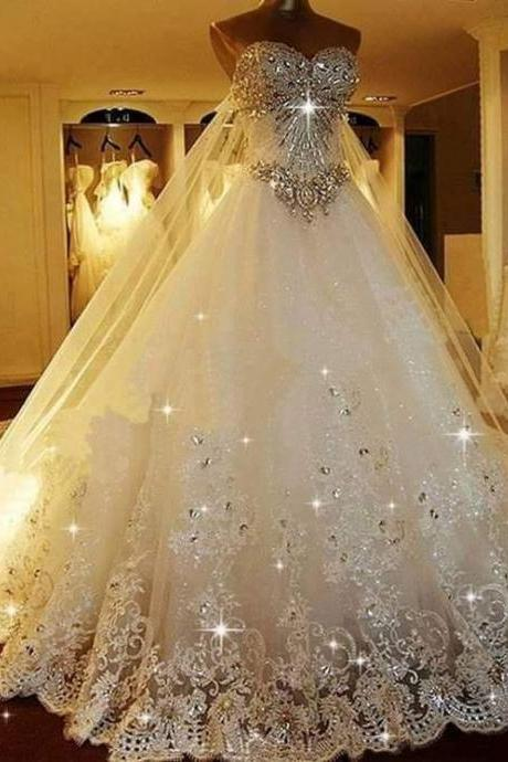 Sweetheart Prom Dress,Beaded Prom Dress,Bodice Prom Dress,Fashion Bridal Dress,Sexy Party Dress, New Style Evening Dress