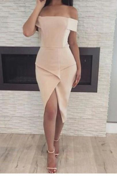 Charming Prom Dress,Off The Shoulder Prom Dress,Sheath Prom Dress,Fashion Prom Dress,Sexy Party Dress, 2017 New Evening Dress