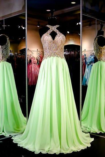 Charming Prom Dress,Beaded Prom Dress,Bodice Prom Dress,Fashion Prom Dress,Sexy Party Dress, New Style Evening Dress