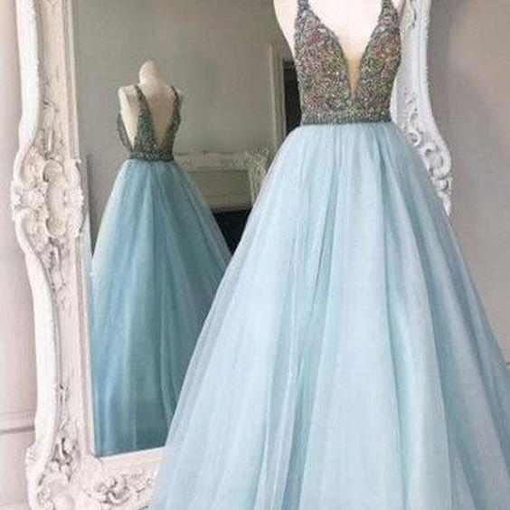 Modest Quinceanera Dress,Beaded Ball Gown,Bodice Prom Dress,Fashion Prom Dress,Sexy Party Dress, New Style Evening Dress